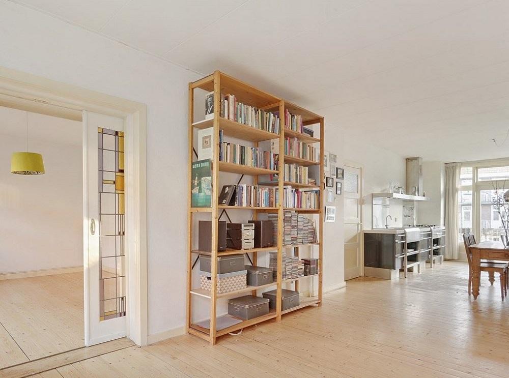 Woonkamer Met Boekenkast : Ideeën voor een moderne woonkamer inspiratie